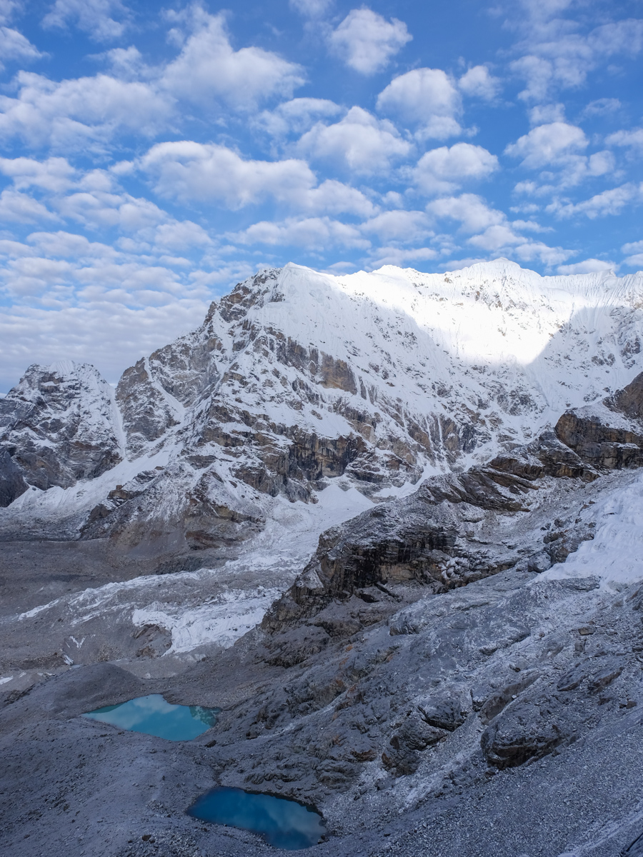 Kala Patthar & Gokyo, Everest 3 pass #3 11