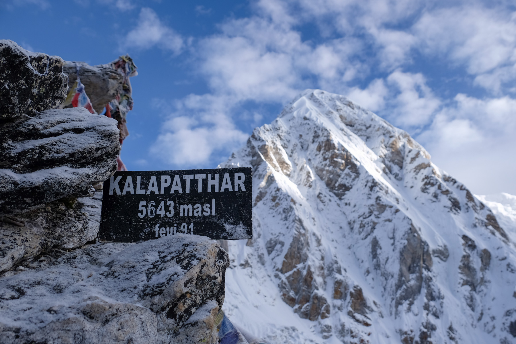 Kala Patthar & Gokyo, Everest 3 pass #3 1