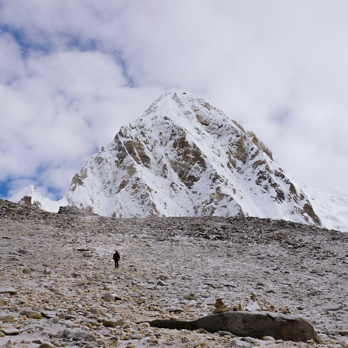 Kala Patthar & Gokyo, Everest 3 pass #3 14