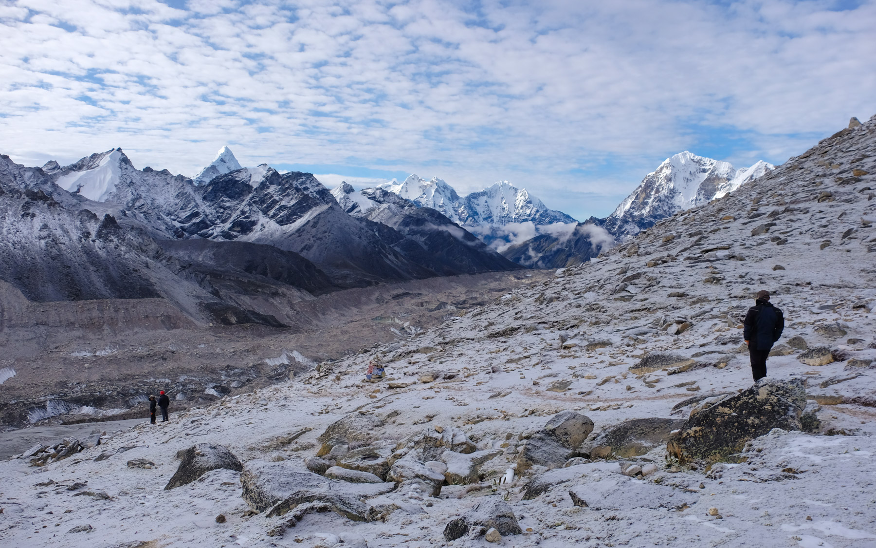 Kala Patthar & Gokyo, Everest 3 pass #3 15
