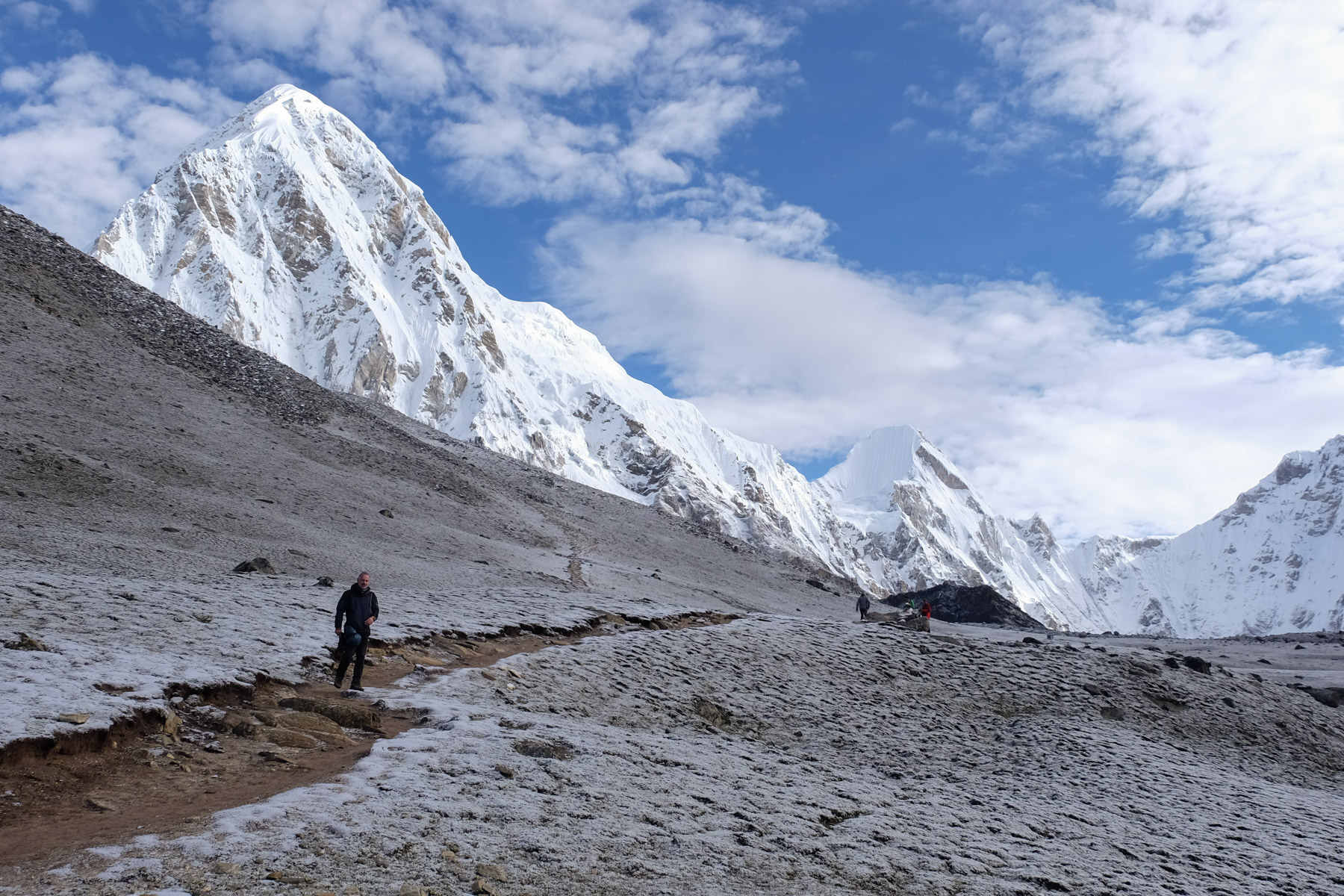 Kala Patthar & Gokyo, Everest 3 pass #3 17