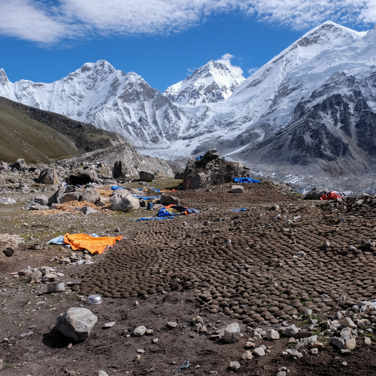 Kala Patthar & Gokyo, Everest 3 pass #3 24