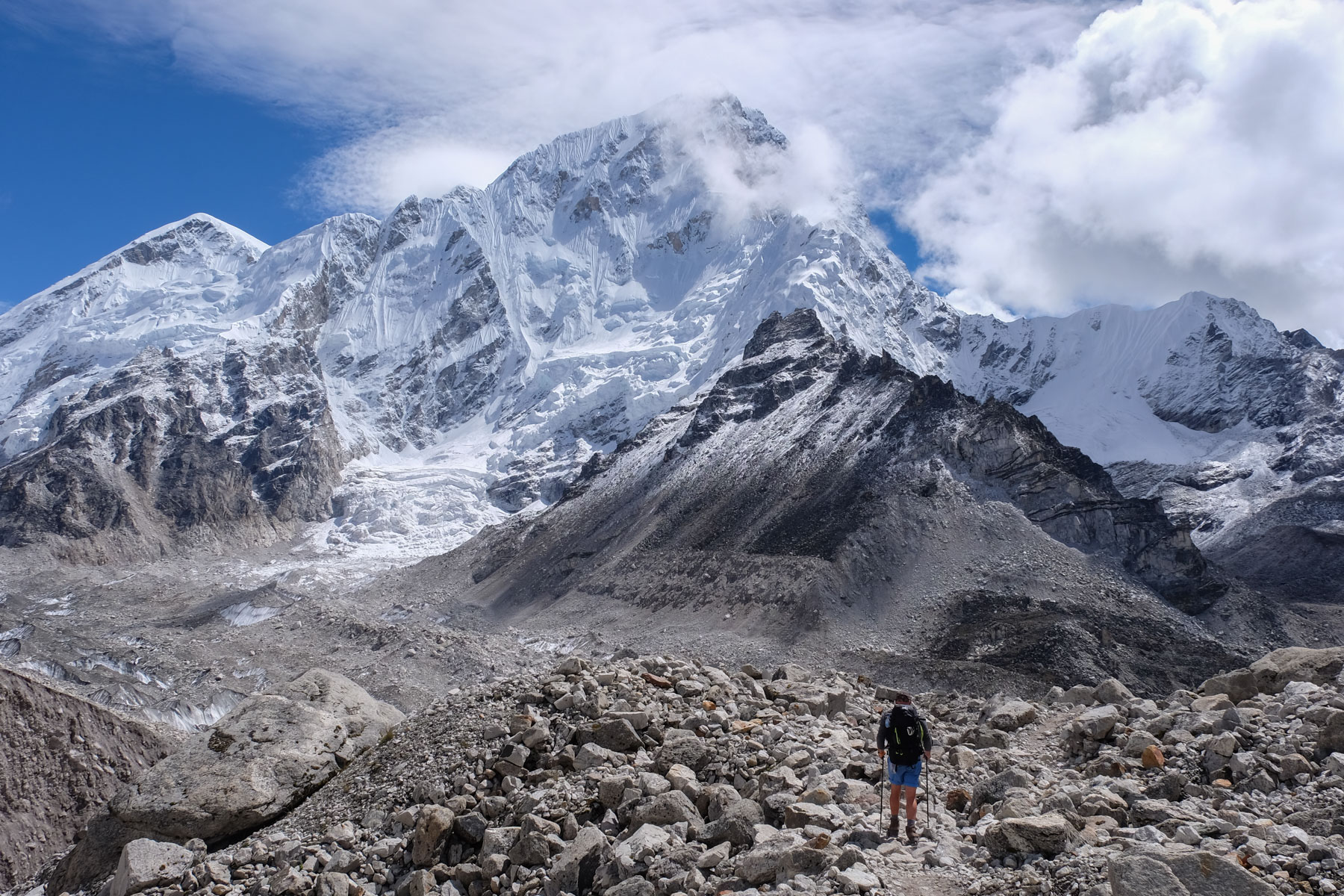 Kala Patthar & Gokyo, Everest 3 pass #3 27