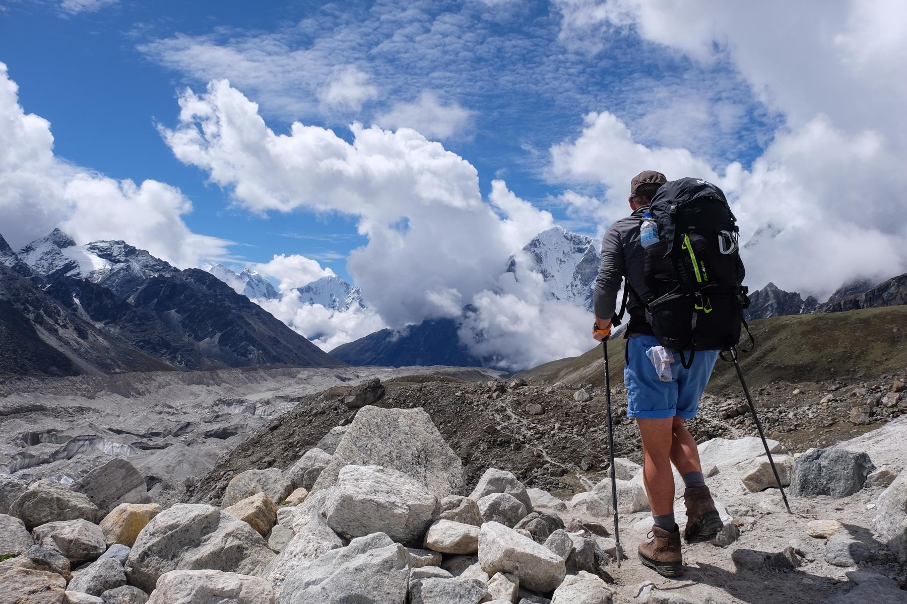 Kala Patthar & Gokyo, Everest 3 pass #3 28