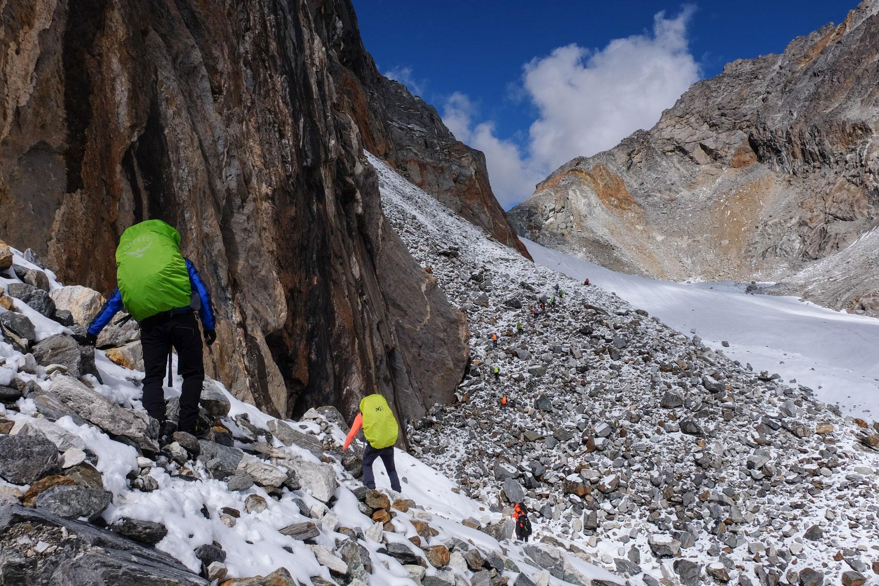 Kala Patthar & Gokyo, Everest 3 pass #3 52