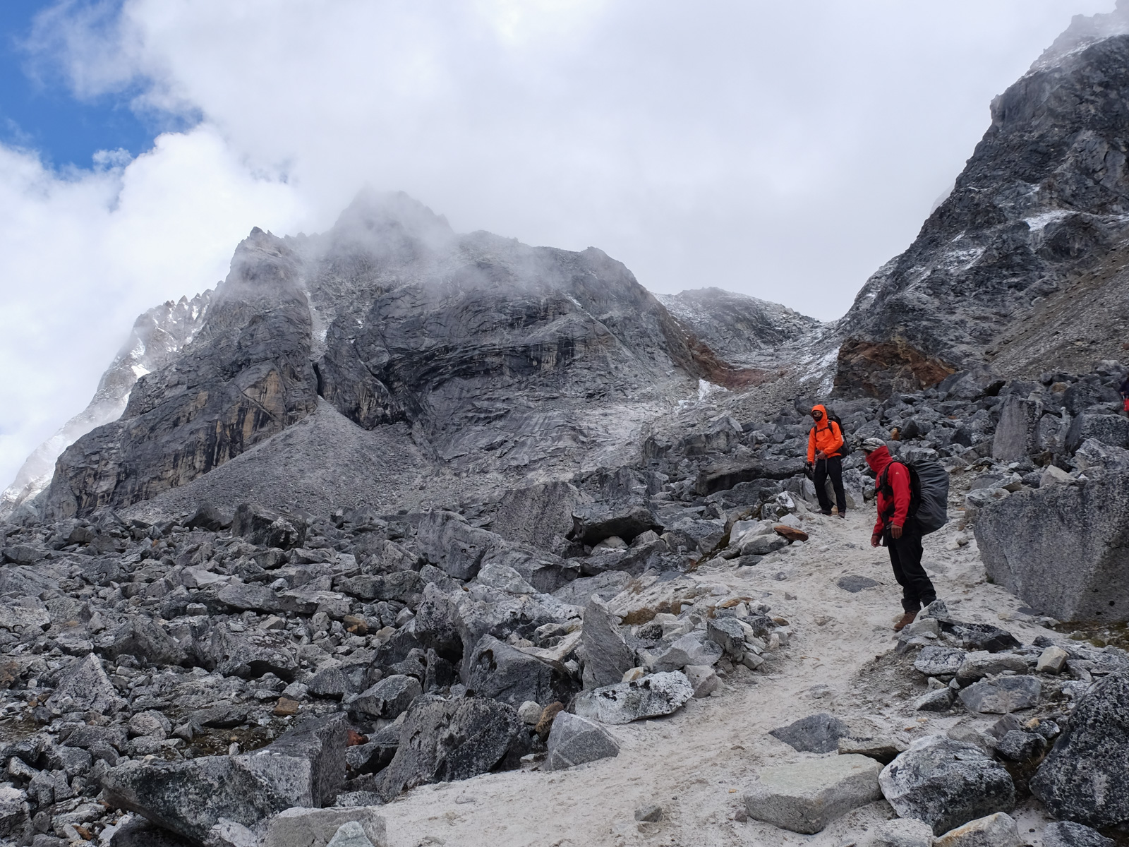 Kala Patthar & Gokyo, Everest 3 pass #3 58