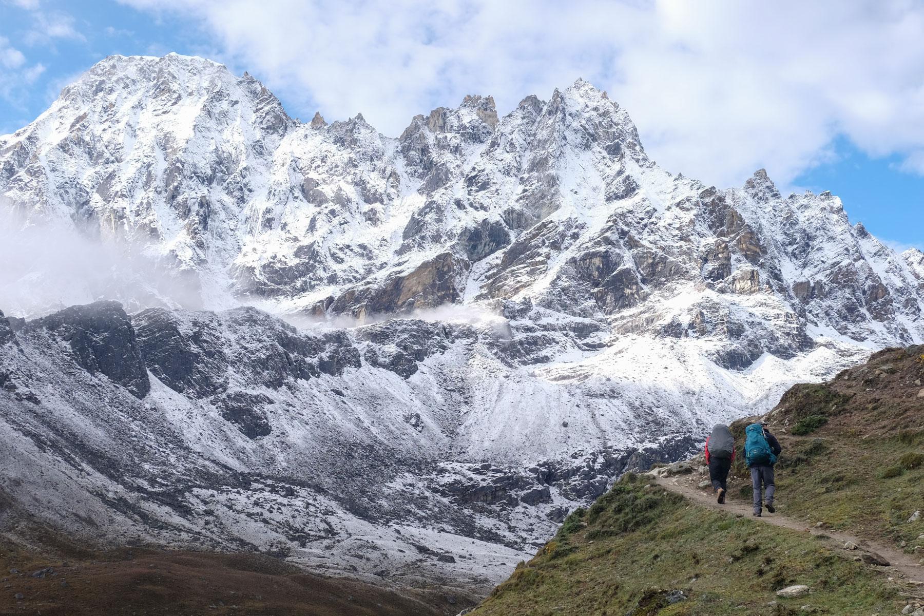 Kala Patthar & Gokyo, Everest 3 pass #3 72