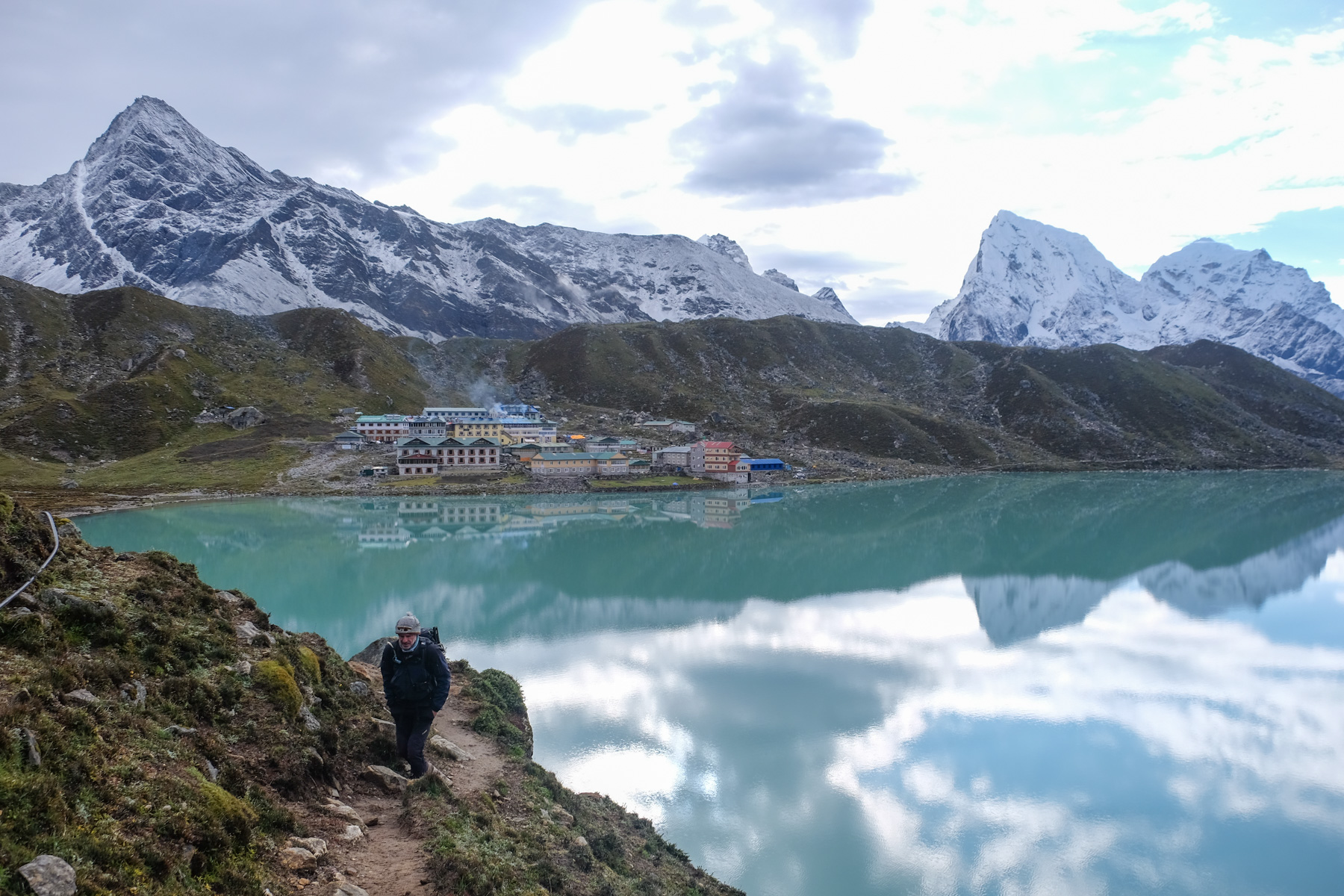 Kala Patthar & Gokyo, Everest 3 pass #3 73