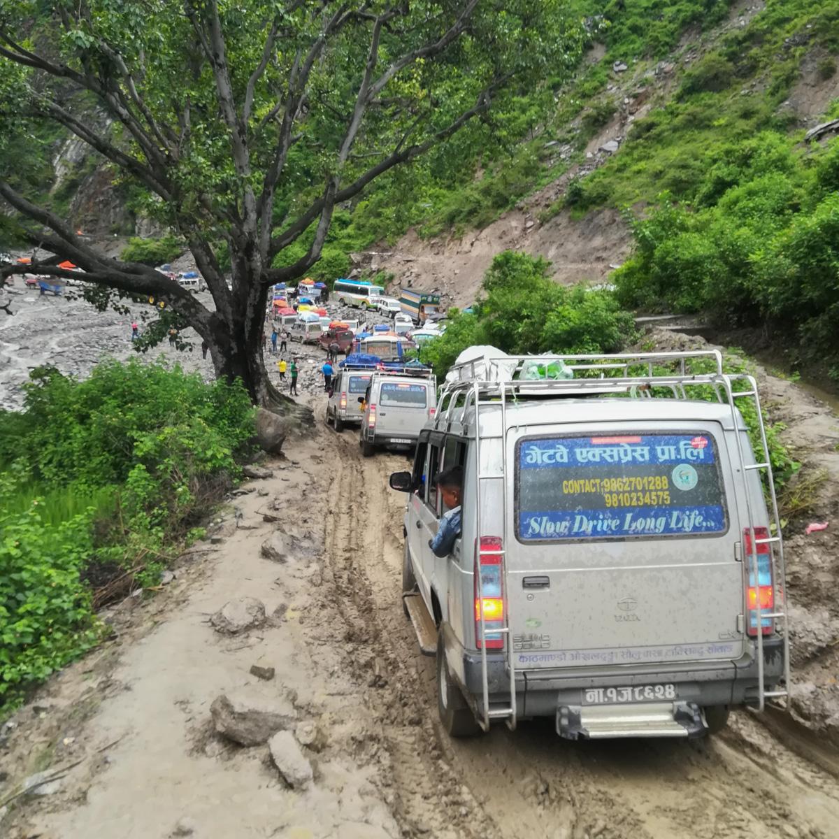 Back to Kathmandu, Everest 3 pass #4 29