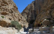 22. entrée du canyon
