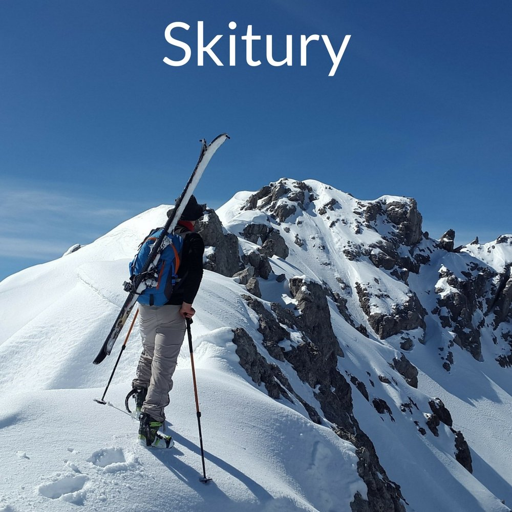 Warsztaty Skiturowe, szkolenia skiturowe, skitury dla początkujących i zaawansowanych