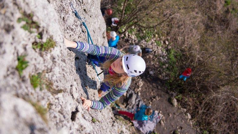 Naucz się wspinać w 6 dni - kurs skałkowy