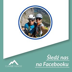 Obserwuj Akademię Wspinania climb2change na facebooku