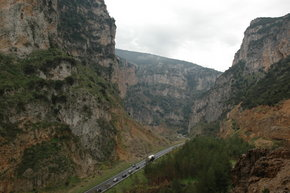 Patra & neighboring crags - Kleisoura sector (1/3)
