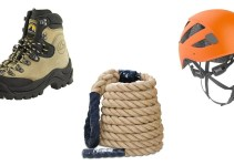 Mountain Climbing Equipment List