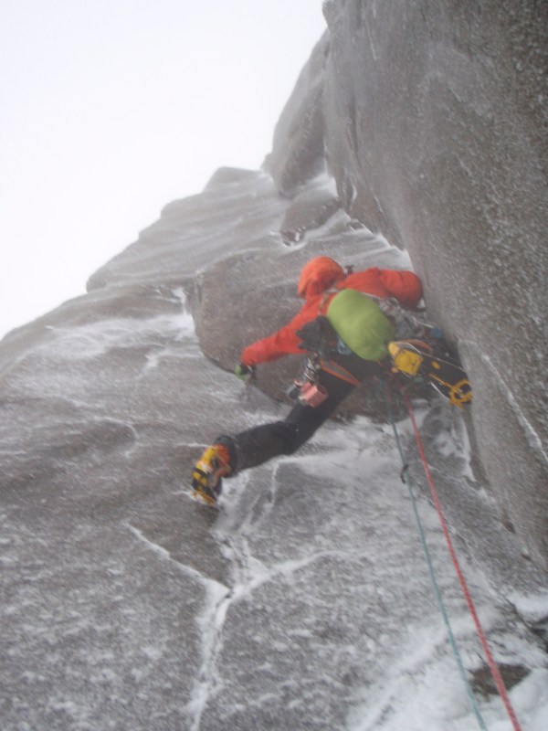 Scarpa Rebel Ultra Gore-tex Boot Climbing Gear
