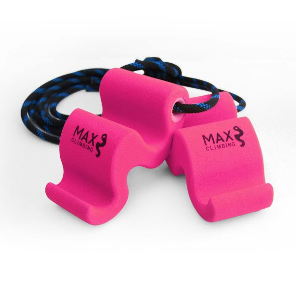 Maxgrips fluo pink