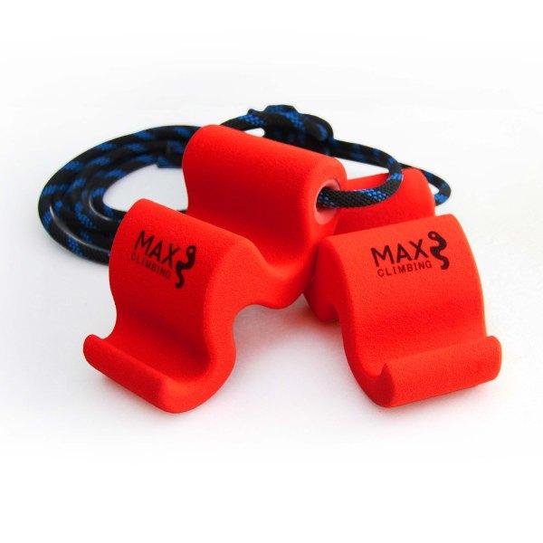 Maxgrips red