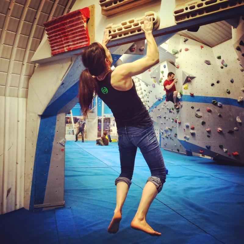 Bouldering exercises