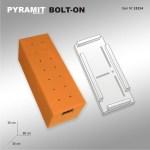 PYRAMIT Modular 4 – BOLT-ON- base
