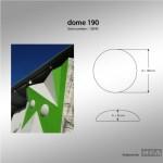 GRP Dome 190