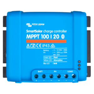 Victron Energy SmartSolar charge controller MPPT 100 20