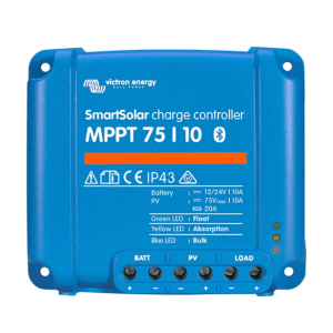 Victron Energy SmartSolar charge controller MPPT 75 10
