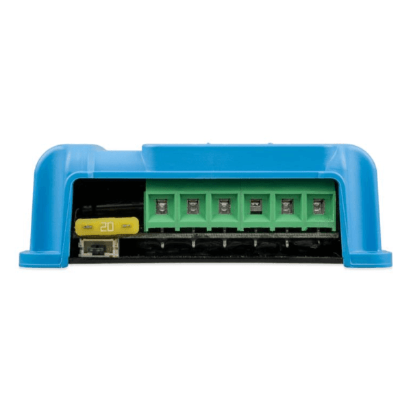 Victron Energy SmartSolar charge controller side