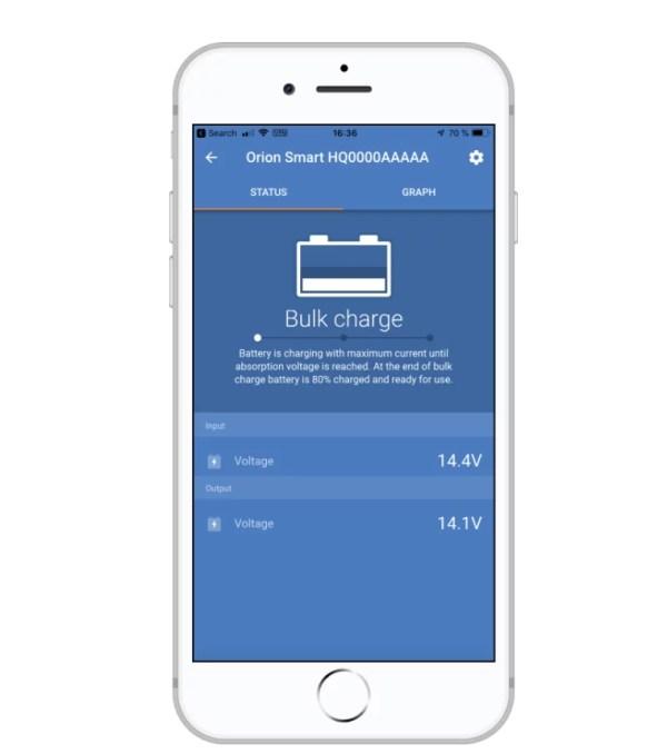 Orion smart app