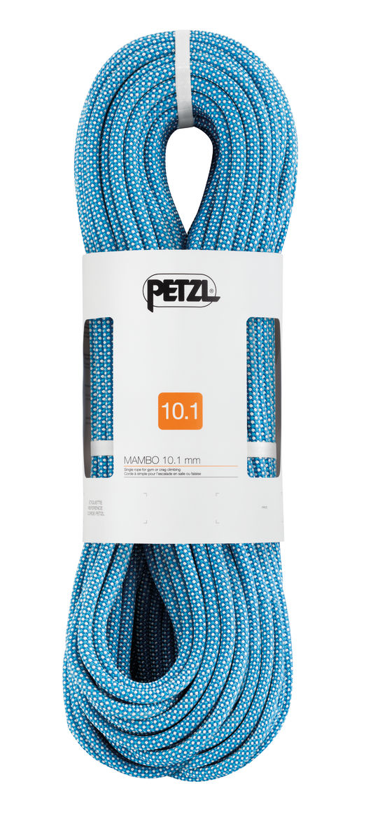 MAMBO WALL standard rope for indoor climbing, 10.1mm