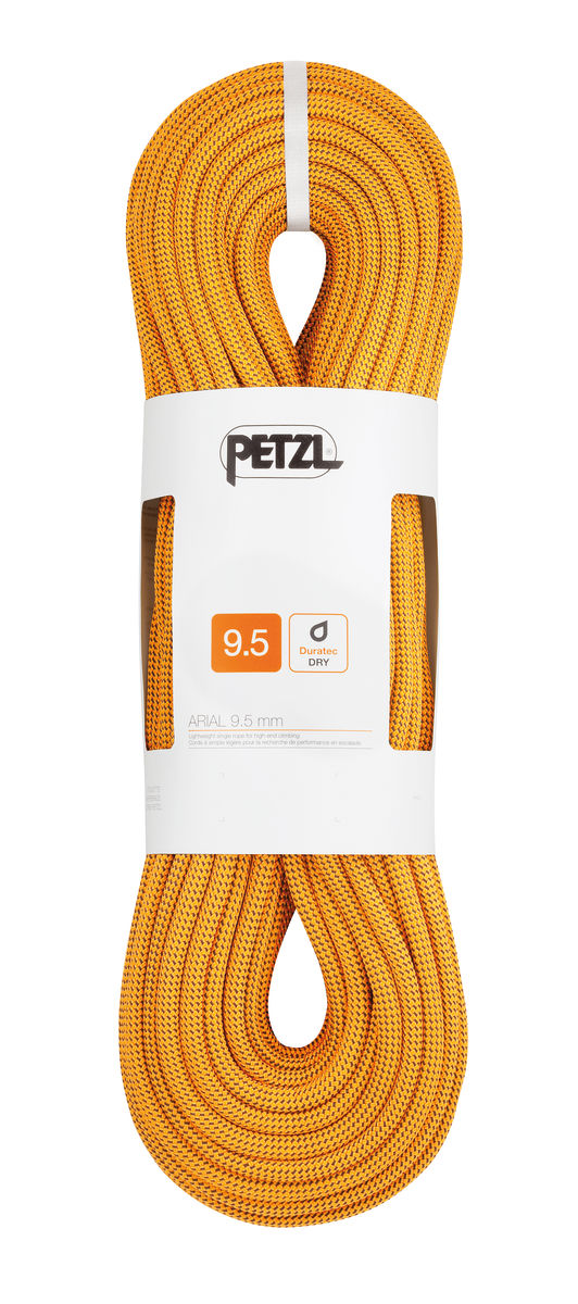 ARIAL dry rope, 9.5mm