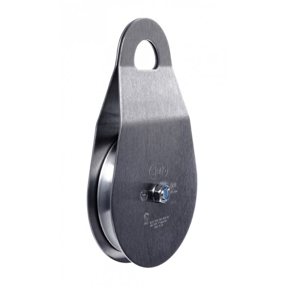 "3"" SMC/ RA Single Stainless Steel Pulley"