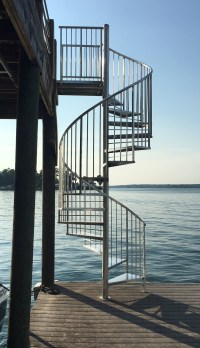 Spiral Stairs and Spiral Staircases from Innovative Metal ...