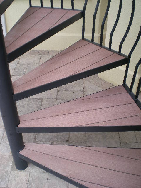 Spiral Stairs  exterior and interior spirals from Innovative Metal Craft dba Spiral Stairs of