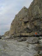 brians blog, rock climbing in Ireland, Rock climbing in the burren, Rock climbing, Ailladie