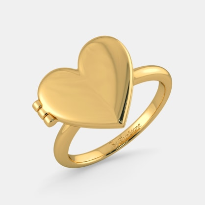 The Quest of Love Openable Ring  BlueStonecom