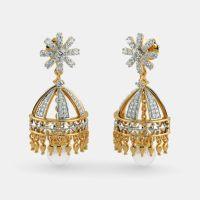 Jhumka Earrings - Buy Jhumka Earring Designs Online in ...