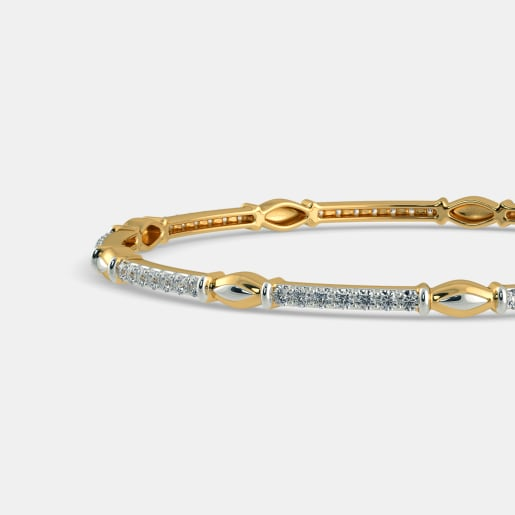 Diamond Bangles Buy 150 Diamond Bangle Designs Online
