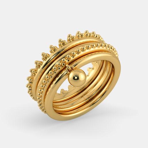 Plain Gold Rings