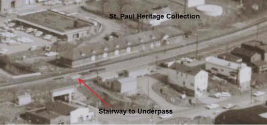 StPaulDepot-1967Underpass