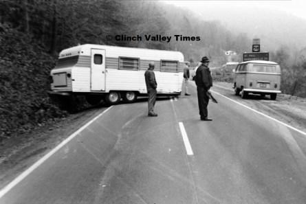 Nov. 1970 (13) wreck between Coeburn & St. Paul