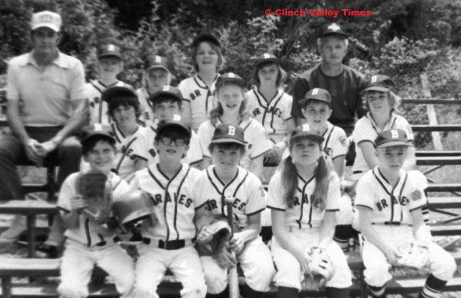 Clinch River Little League Braves 1