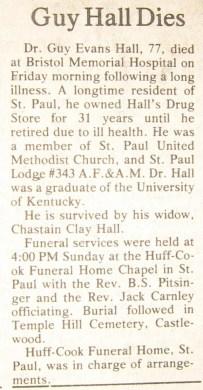 Dr. Hall Obituary.jpg