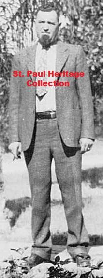 James Rainero 1930's
