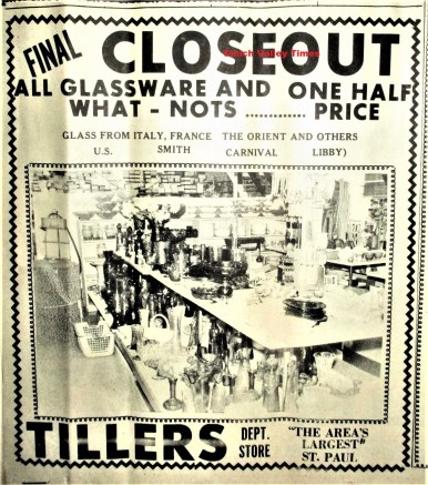 Tillers Department Store