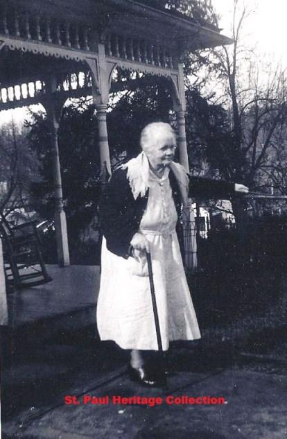 Ella Broadwater Hillman ca. 1953