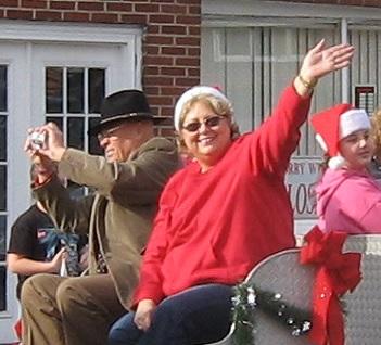 Glenda - Christmas Parade
