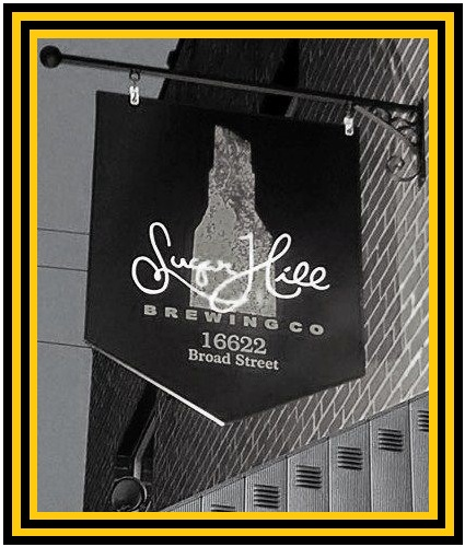 Sugar Hill Brewing Company Sign
