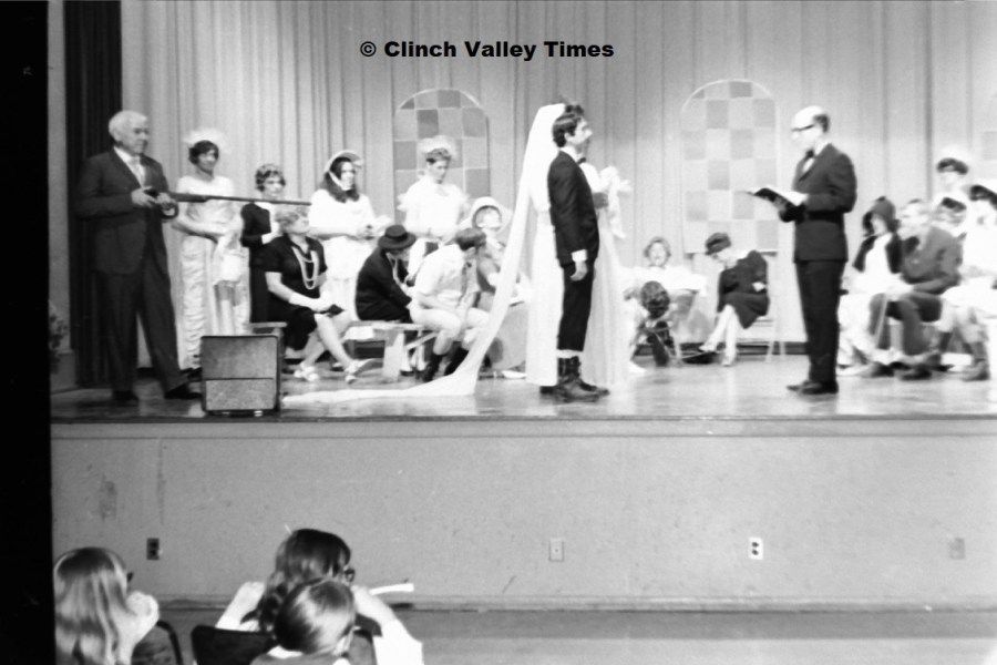 April 20, 1972 (22) Play at CHS