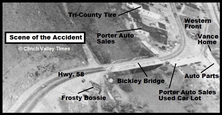 aerial view - bickley bridge 2